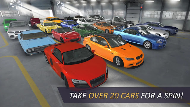 CarX Highway Racing v1.64.2 MOD UPDATE