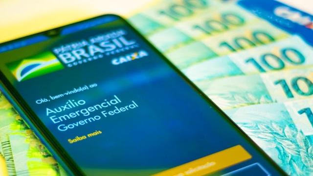 Auxílio Emergencial: Caixa credita nesta segunda benefício a mais 7,8 milhões de trabalhadores - Veja quem recebe hoje