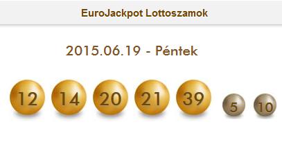 Eurojackpot Zahlen Checken