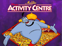 Disney's Aladdin - Activity Centre