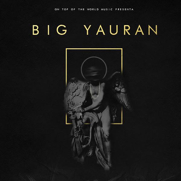 J Alvarez - Big Yauran Cover
