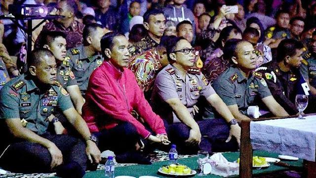 Jenderal Gatot Ungkap Dicopot Jokowi gegara Gelar Nobar Film G30S/PKI