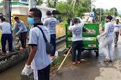Wujudkan Desa ProKlim, Pijay Gleeh Lakukan Aksi Gotong Royong Bersama di Era New Normal
