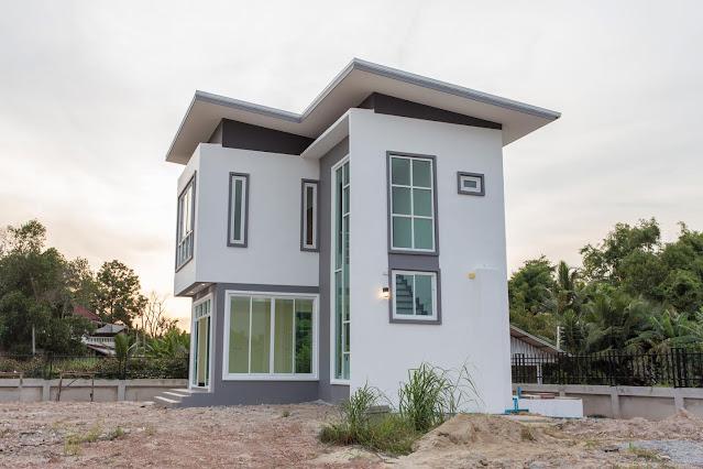 แบบบ้านสำหรับที่ดินเล็ก