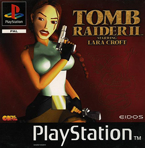 Tomb Raider 2 Box