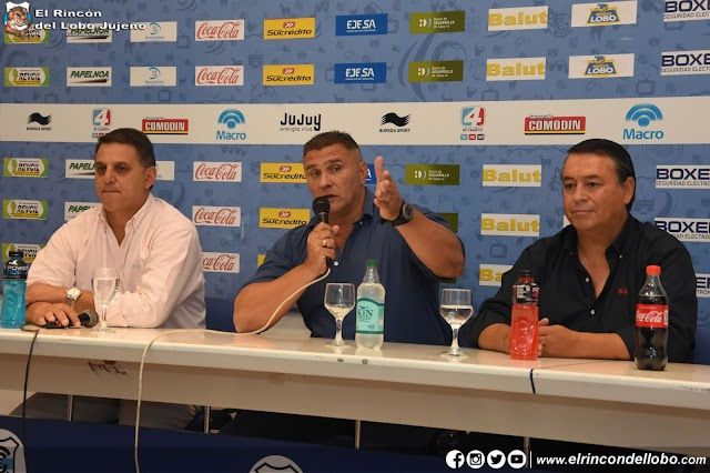 Gimnasia presentó a Sialle como nuevo entrenador