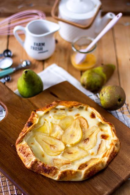 päärynäinen galette