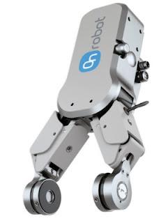 Kuvvet tork sensörü bulunan OnRobot elektrikli servo gripper çok hassas
