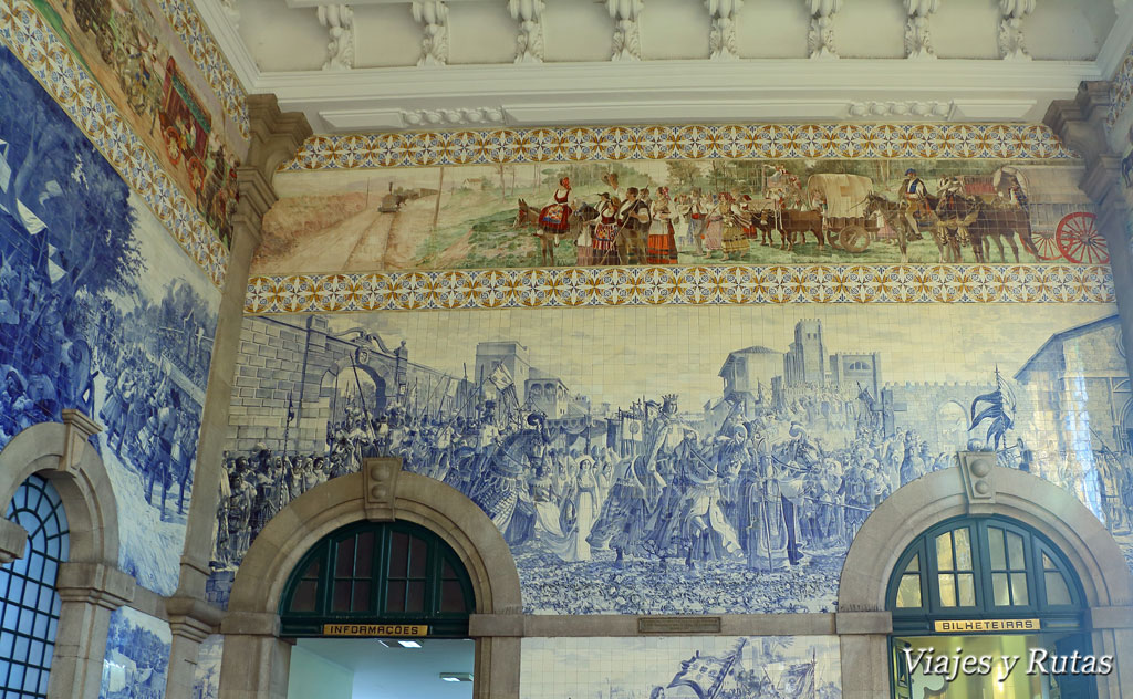 Estación de San Benito, Oporto
