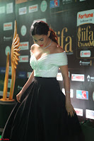 Amyra Dastur in White Deep neck Top and Black Skirt ~  Exclusive 006.JPG