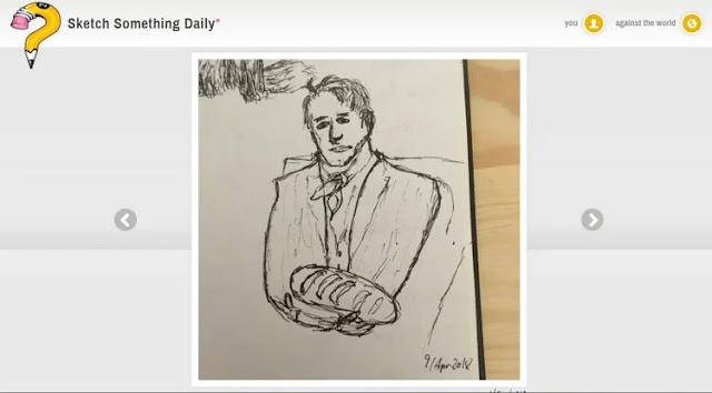 Sketch Something Daily