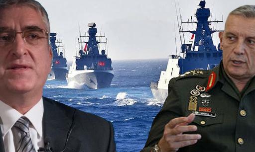 Βρώμικα παιχνίδια στην πλάτη του Στρατηγού Φλώρου και στην άμυνα της χώρας;