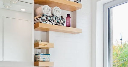 Cheap and Creative Storage Ideas for Small Bathrooms