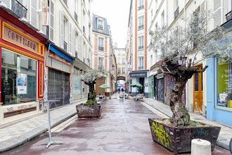Paris : Passage du Marché, pépite discrète du quartier de la Porte Saint Martin - Xème
