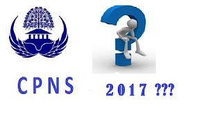 INFORMASI PENERIMAAN CPNS 2017