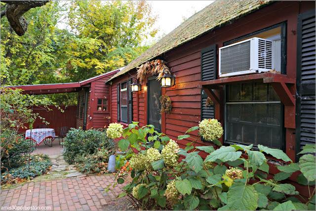 Casa de la Abuelita de Caperucita Roja en Pickity Place, Mason