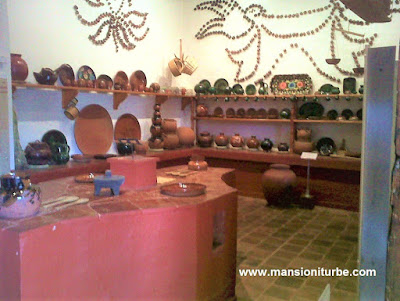 Traditional Mexican Kitchen in Patzcuaro, Michoacán