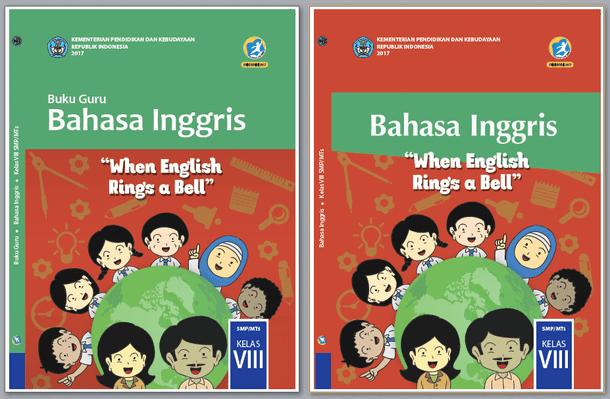 Buku Bahasa Inggris Kelas 8 SMP MTS Kurikulum 2013 Revisi 2017