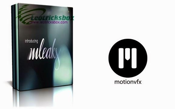 motionVFX – mLeaks 2K Collection