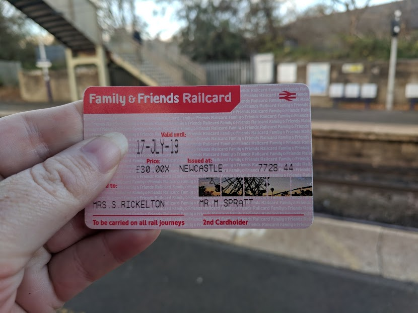 10 reasons I love my Family & Friends Railcard