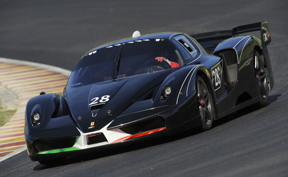 Axis Of Oversteer Ferrari Fxx Evo Lovingly Hooned And Now For Sale