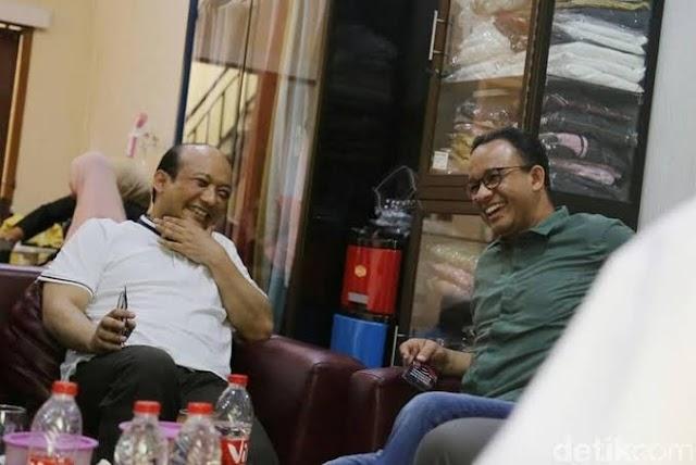 Dikaitkan Dengan Pemanggilan Anies oleh KPK, Jawaban Novel Menampar Otak Dungu Para BuzzeRp!!!