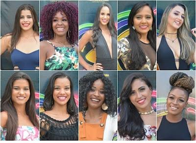 Aberta votação pela internet para concurso de rainha da Micareta de Feira 2019