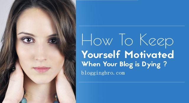 Blogging-Motivational