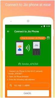 file transfer app