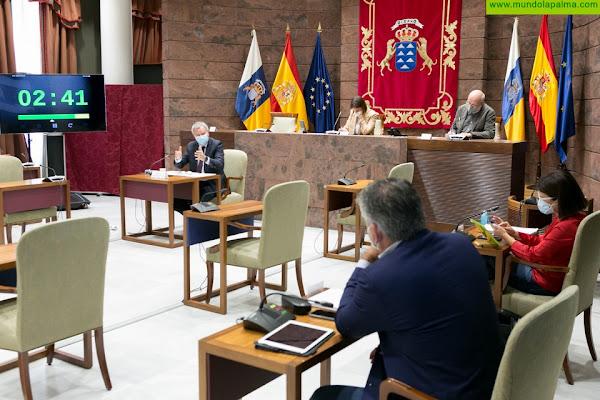 La Consejería de Obras Públicas, Transporte y Vivienda destina un fondo extraordinario de 14,5 millones de euros para evitar la despoblación en los municipios rurales