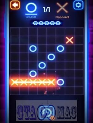 تنزيل لعبة سيجا اكس او X-O للاندرويد مجانا
