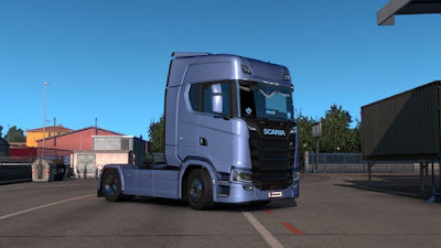 Next Generation Scania Improvements and Rework v1.0