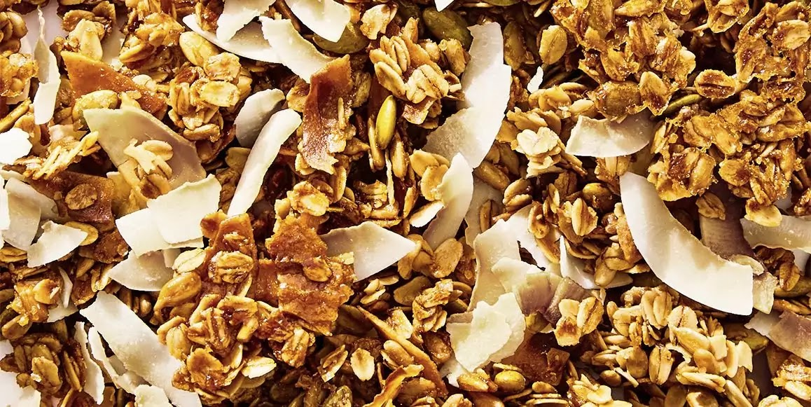 This Basic (But Delicious) Granola Recipe Will Never Fail You