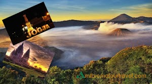 Tour Travel to Mt Bromo from Yogyakarta Central Java
