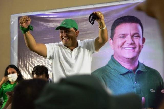 Guamaré: MDB homologa nomes de Hélio para prefeito e Pretinha vice