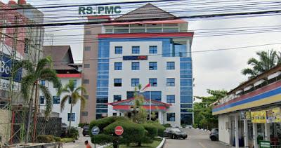 Lowongan kerja Rumah Sakit Pekanbaru Medical Center (RS PMC) Pekanbaru Mei 2021