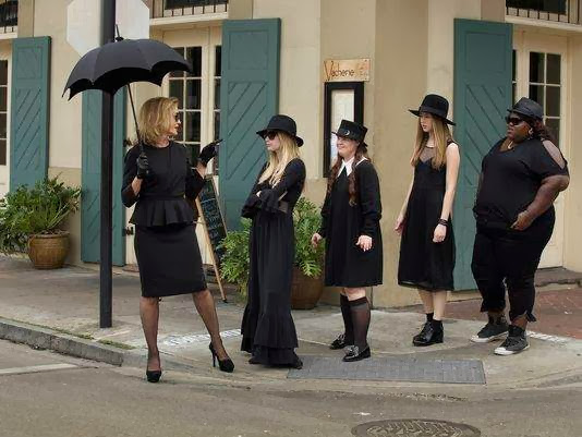 Examining American Horror Story: Coven