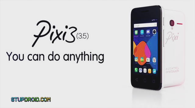 How To Install twrp recovery and Root Alcatel One Touch Pixi 3