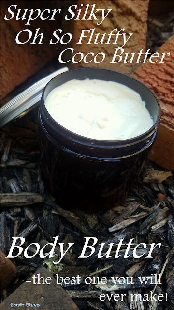 how to make thick fluffy coco butter moisturizer lotion