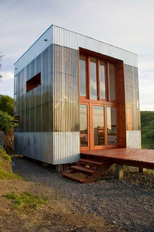 Km House Designed By Estudio Pablo Gagliardo: 26 Casas Y Negocios Hechos De Contendores (containers)