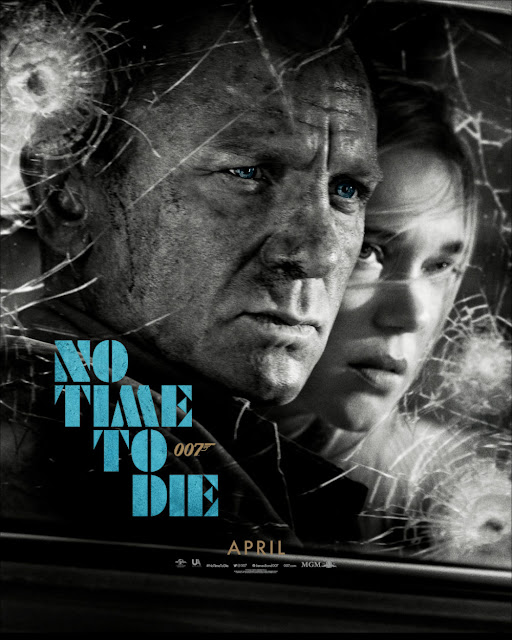 James Bond 007 - Keine Zeit zu sterben offizielles Poster