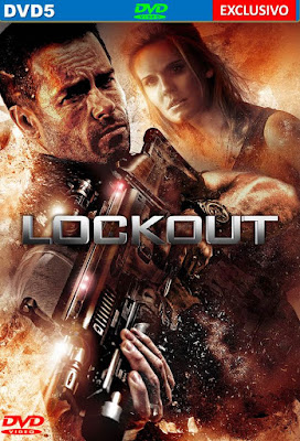 Lock Out (MS One: Maximum Security) 2012 DVD R1 NTSc Latino