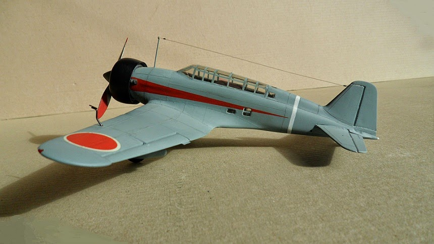 Aviation of Japan 日本の航空史: 1/50th Scale 'Babs' by John Haas