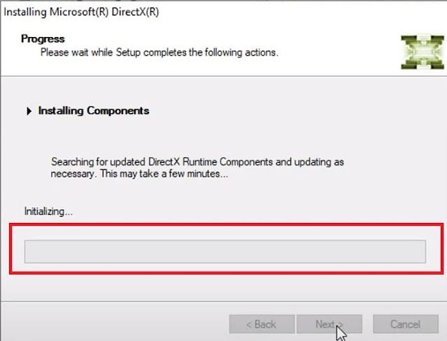 تحميل برنامج Directx 11 لويندوز 7 و 8.1 و 10