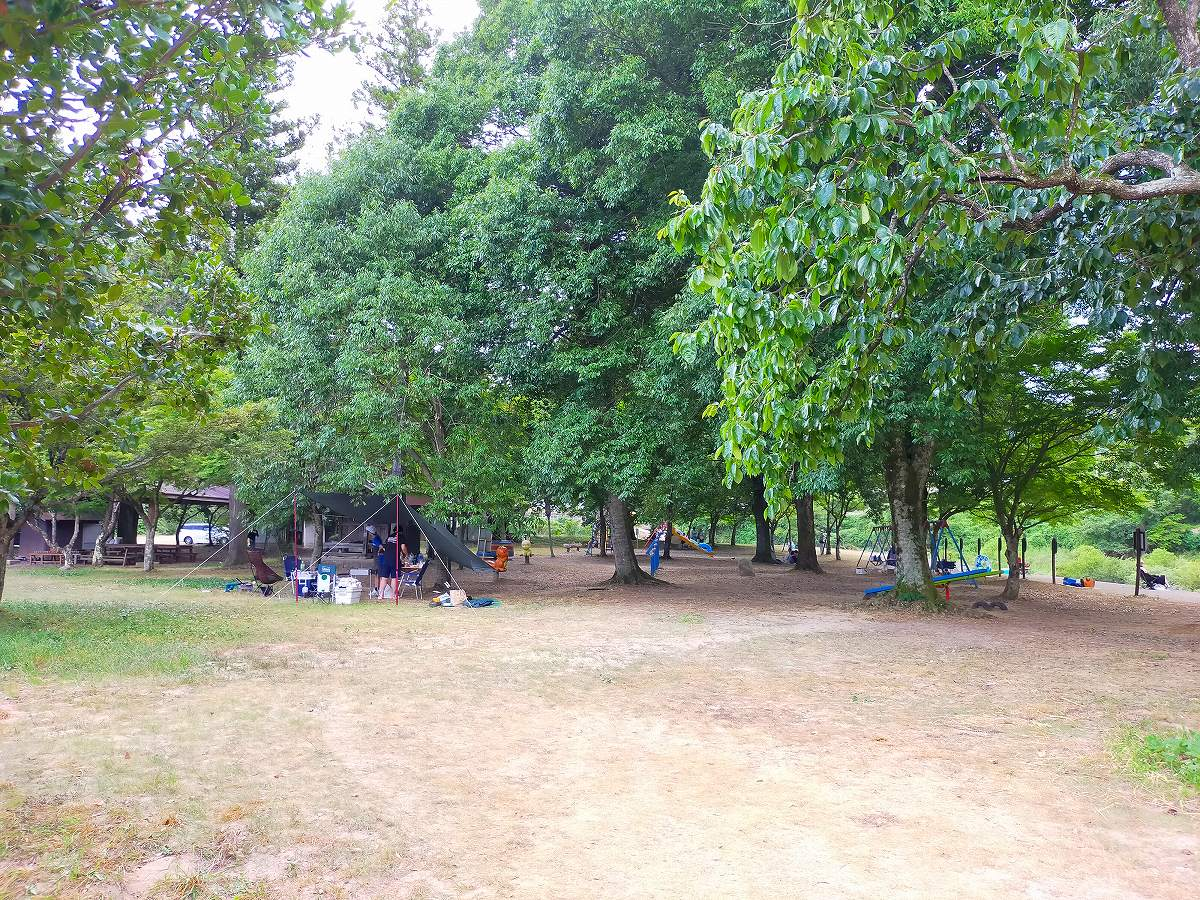 君田こども遊園地。