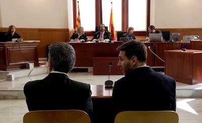 prensa culé, de Barcelona, Messi Hacienda