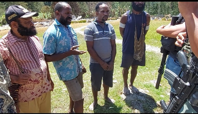 Pendeta Di Boega Ungkap Perilaku Bejat KKB Papua