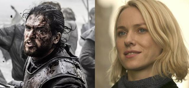 Naomi Watts revela que ainda não pode comentar sobre o prequel cancelado de 'Game Of Thrones'