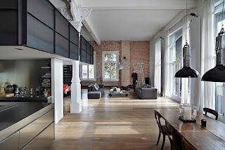 Cómo separar ambientes en un Loft