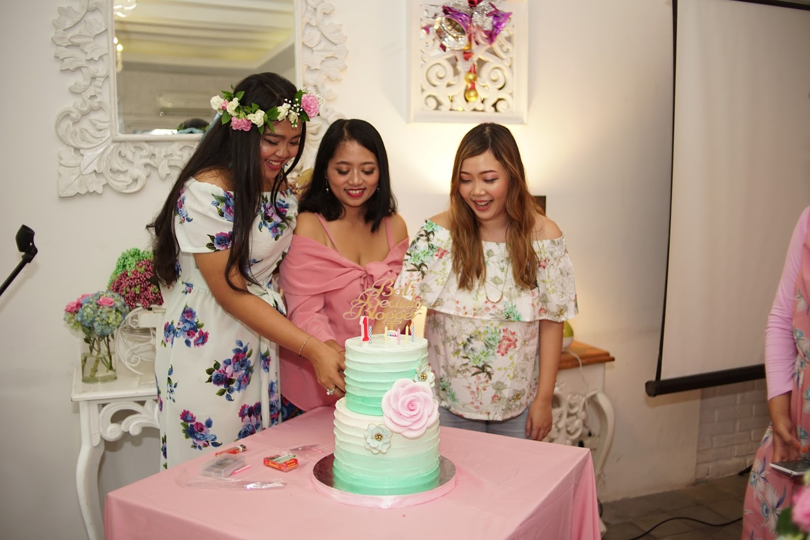 1st Anniversary Bali Beauty Blogger